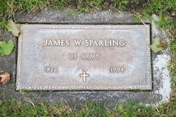 James W Sparling