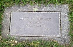 John M Phillips
