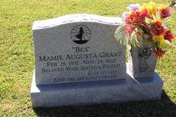 """Mamie Augusta """"'Bea'"""" Grant"""