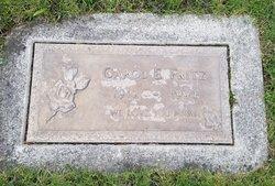 Carol Elizabeth <I>Faithful</I> Fritz