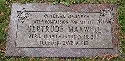 Gertrude Gladys Maxwell