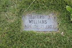 Tedford A. Williams