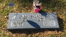 Robert Dean Morgan, Sr