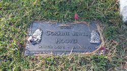 "Corrine Jewel ""Corky"" Hoover"