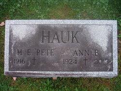 Ann B. Hauk