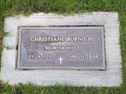 Christiane Bubnich