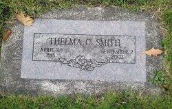 Thelma Clara <I>Vernon</I> Smith