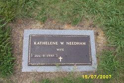 Kathelene <I>W</I> Needham
