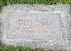 Henry B Hood
