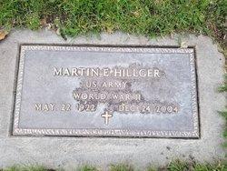Martin E Hillger