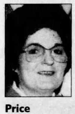 Barbara L. <I>Crites</I> Price