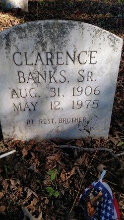 Clarence Banks, Sr