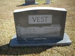 Polly <I>M</I> Vest