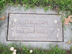 Frank E Durston