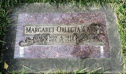 Margaret Orlecta <I>Koupp</I> Warn