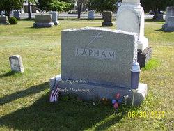 Leon P. Lapham, Jr