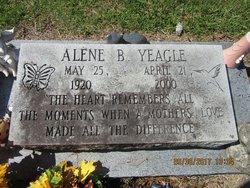 Alene <I>Baldwin</I> Yeagle