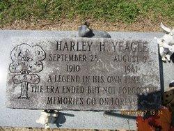 Harley H. Yeagle