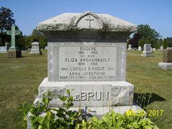 Lucille B. <I>LeBrun</I> Hogue