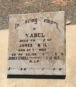 Mabel O'Neill