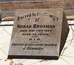 Norah Brosman