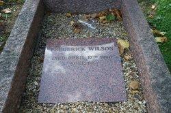 Frederick Harnet G Wilson