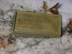Jennifer A. Brown