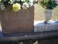 Cretchen Jeannie <I>Moore</I> Talbert