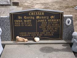 Emma Mary Cresser