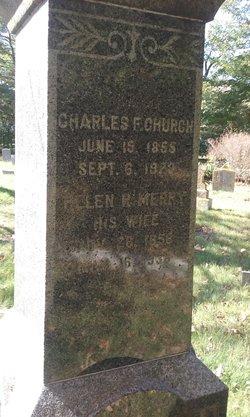 Helen R. <I>Merry</I> Church