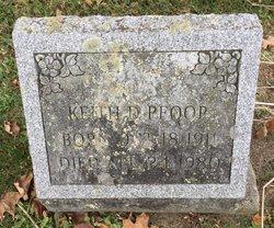 Keith D Pfoor