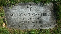 Emerson T Campbell