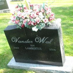 Lambertus Vander Wal