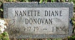 Nanette Diane Donovan