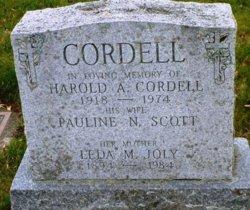 Harold Arthur Cordell