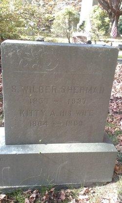 Kitty Agnes <I>Bradley</I> Sherman