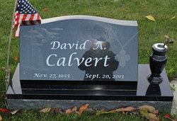 David A Calvert