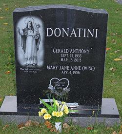 Gerald Anthony Donatini