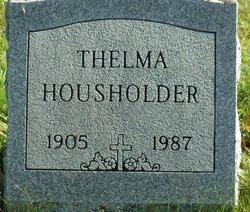 Thelma Housholder