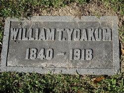 William Tunstill Yoakum