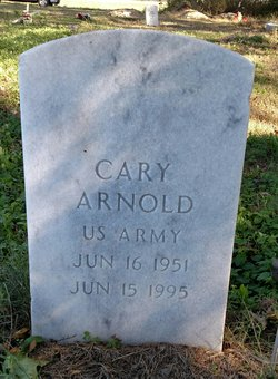 Cary Arnold