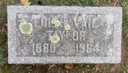 Edith <I>Vail</I> Taylor