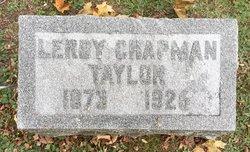Leroy Chapman Taylor