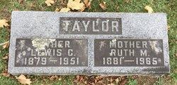 Lewis G Taylor