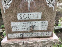Patricia M Scott