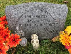 Donald David Brown