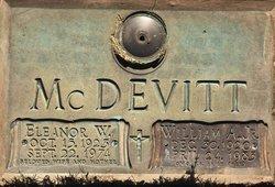 William A McDevitt
