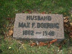 Max Frederick Doering
