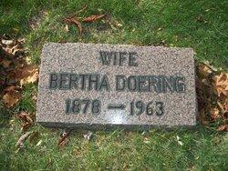 Bertha <I>Hartmann</I> Doering