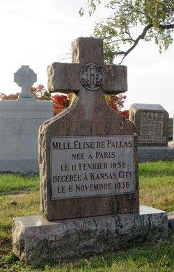 Mademoiselle Elise dePallas